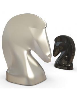 sculpture-collection-3d-models-horse