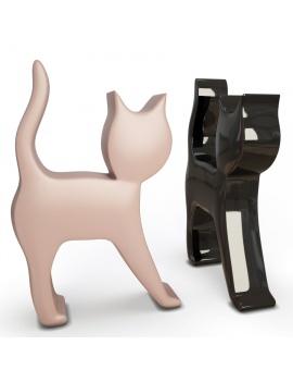 sculpture-collection-3d-models-cat