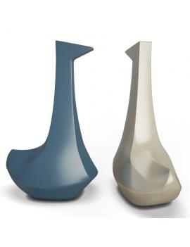 sculpture-collection-3d-models-swan