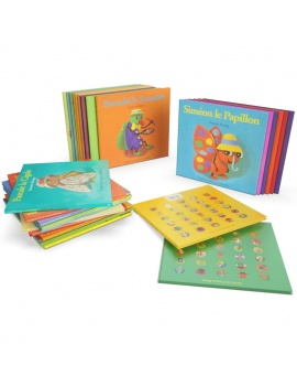 books-collection-opened-and-closed-3d-child-animals
