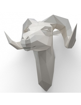 origami-paper-sculpture-collection-3d-models-bighorn-sheap