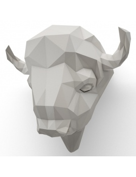 origami-paper-sculpture-collection-3d-models-bison