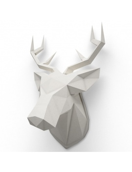 origami-paper-sculpture-collection-3d-models-deer