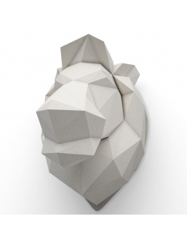 origami-paper-sculpture-collection-3d-models-lion