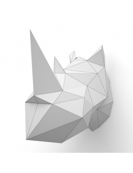 origami-paper-sculpture-collection-3d-models-rhinoceros-wireframe