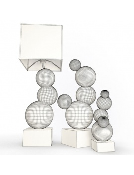 modern-lamps-collection-3d-models-lamp-bubblebis-wireframe