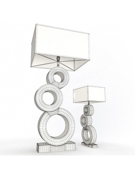 modern-lamps-collection-3d-models-lamp-circus-wireframe