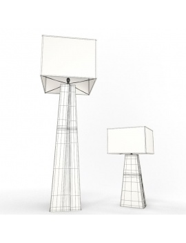 modern-lamps-collection-3d-models-lamp-delta-wireframe