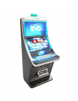 casino-machine-and-lighting-collection-3d-models-slot-machine-apex-gaming-pls27