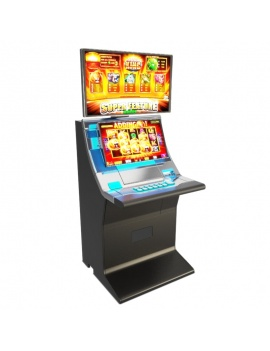 casino-machine-and-lighting-collection-3d-models-slot-machine-helix-super-screen