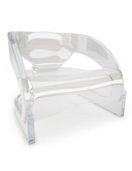 joe-colombo-armchair-3d-model