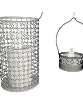 metallic-candle-holder-3d-models-suspended-wireframe