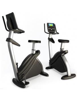 velo-de-sport-fitness-3d