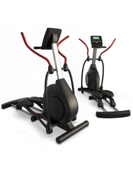 sport-cross-trainer-3d-models