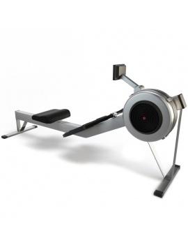 indoor-rower-3d-models