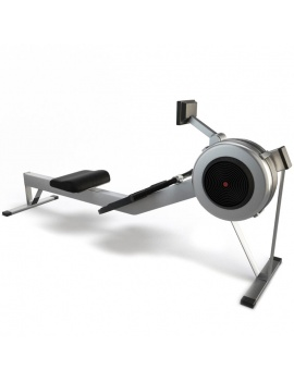 indoor-rower-fitness-3d