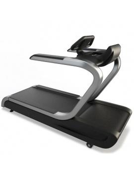 sport-treadmill-3d-models