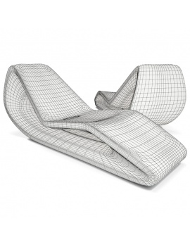 plastic-deckchair-organic-3d-models-wireframe