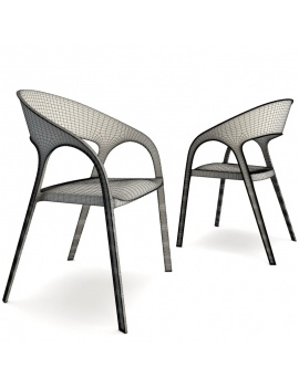 plastic-chair-gossip-pedrali-3d-02-wireframe