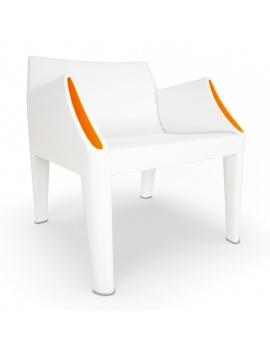 plastic-sofa-and-chair-magic-hole-kartell-3d-armchair
