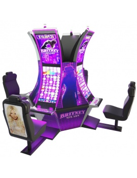 machines-a-sous-casino-arc-x4-3d-britney