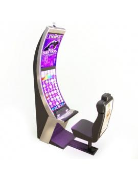 machines-a-sous-casino-arc-solo-3d-violet