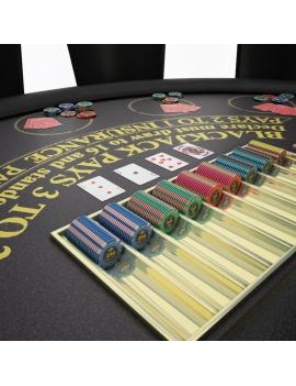 table-de-jeux-casino-blackjack-3d-jetons-cartes