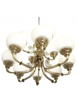 parisian-brasserie-pendant-light-3d-models