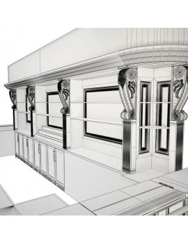 wooden-bar-counter-3d-shelves-wireframe