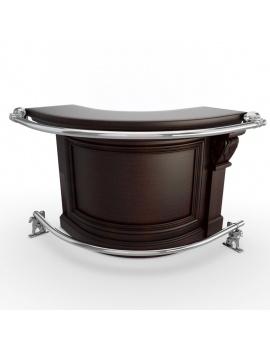 wooden-bar-counter-3d-module-round