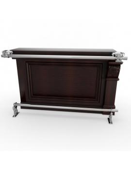 wooden-bar-counter-3d-module-straight