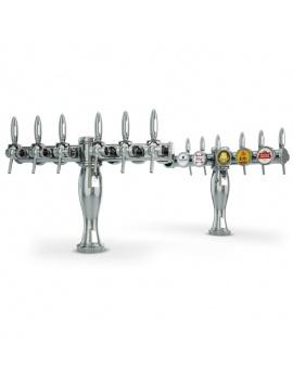 beer-taps-elysee-3d-models-6-nozzles