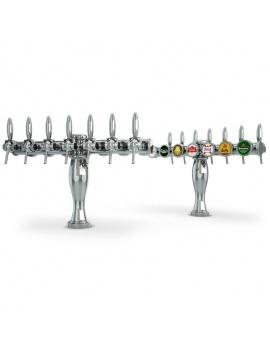 beer-taps-elysee-3d-models-7-nozzles