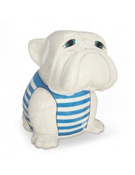 sculpture-decorative-bulldog-3d-03