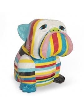 sculpture-decorative-bulldog-3d-02