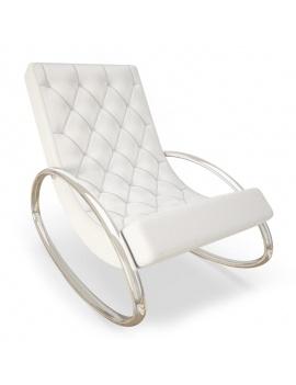 fauteuil-lounge-bascule-3d