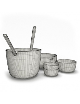 decorative-set-of-bamboo-bowls-3d-models-wireframe