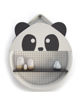 set-of-fantasy-shelves-childroom-3d-models-panda