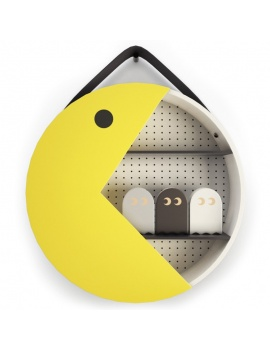 set-of-fantasy-shelves-childroom-3d-models-pacman