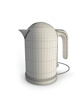 kmix-black-kettle-kenwood-3d-model-wireframe