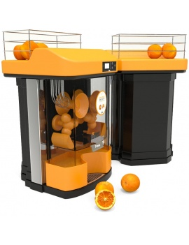 professionnal-juicer-machine-3d
