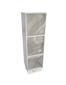 furniture-metal-set-3d-column