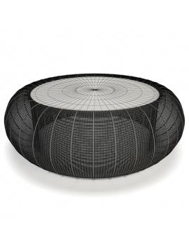modern-metallic-furniture-roche-bobois-3d-moon-wireframe