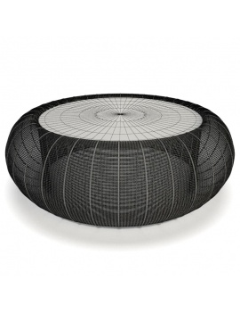 furniture-metal-set-3d-moon-wireframe