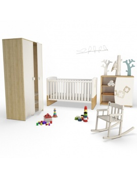 baby-wooden-bedroom-3d-complete