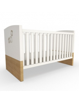 baby-wooden-bedroom-3d-bed