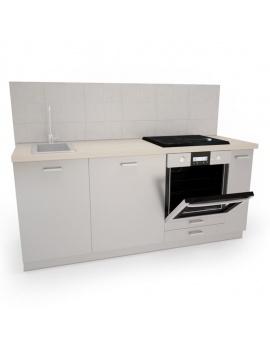 cuisine-moderne-complete-3d-plan-travail