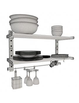 cuisine-moderne-complete-3d-etagere-filaire