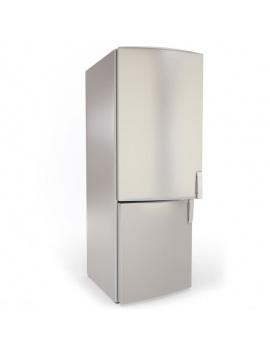 cuisine-moderne-complete-3d-frigo