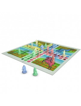 board-games-collection-3d-ludo